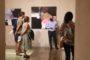 Artista i espectadors es retroben alMUCBEde Benicarló