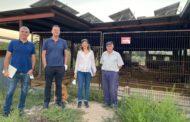 Experts visiten a ramaders i almàsseres per a ensenyar-los a beneficiar-se de l'Economia Circular de l'Oliva