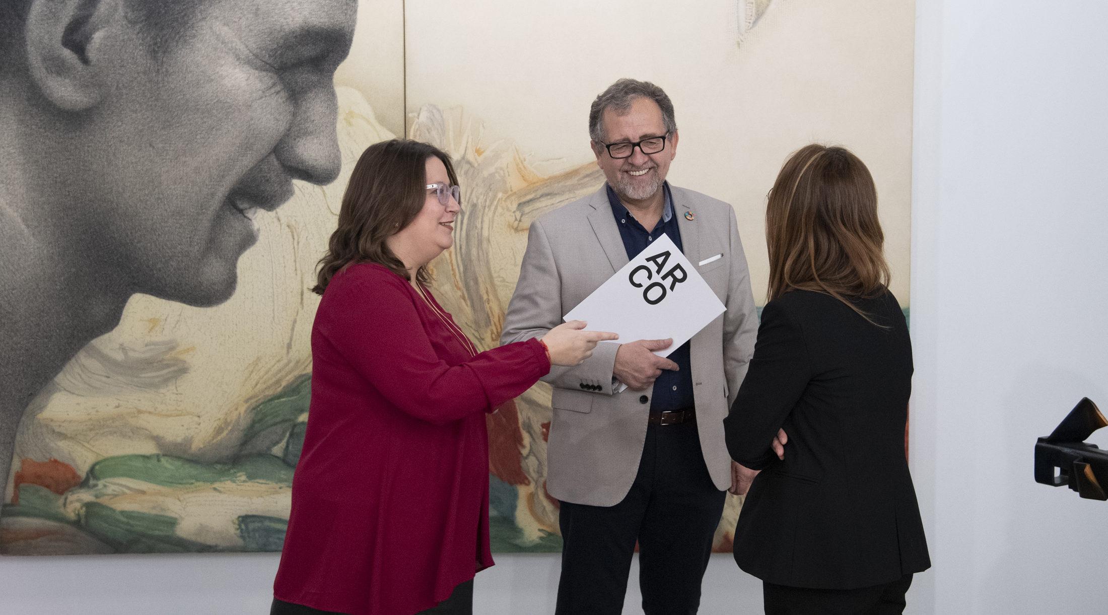 La Diputació amplia el fons artístic amb l'adquisició de huit obres d'art contemporani