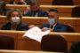 PSOE i PP no secunden al Senat la moció de Compromís del traspàs de les rodalies