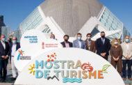 El Patronat Provincial de Turisme mostra l'oferta i promociona la gastronomia en la Mostra de Turisme