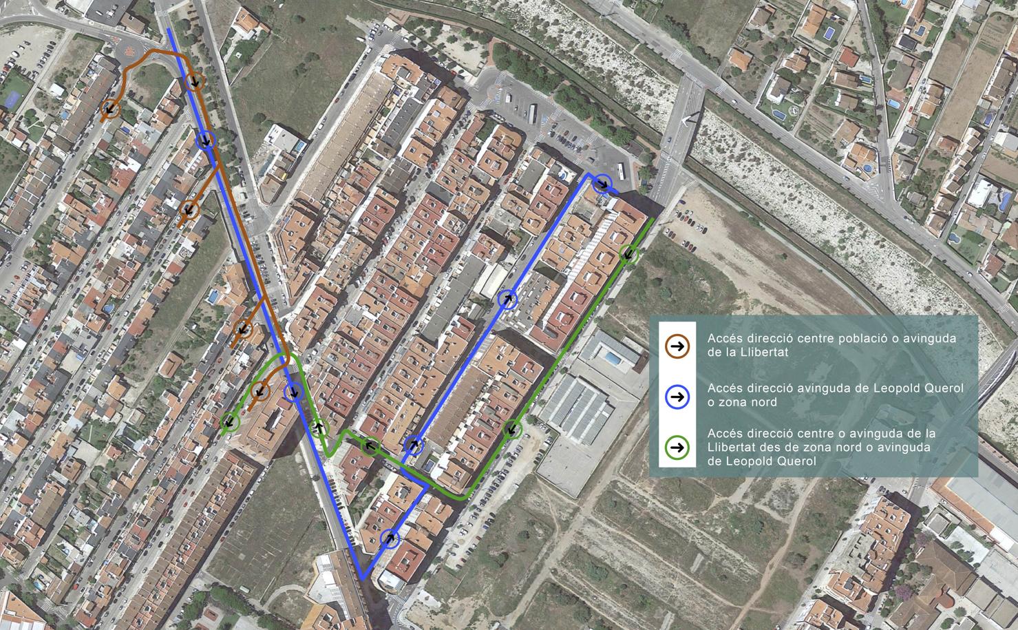 Aquesta setmana s'iniciaran les obres de millora dels pluvials a l'avinguda de Barcelona de Vinaròs