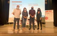 El diputat de Promoció Econòmica inaugura la primera Mostra d'Economia Social i Solidària