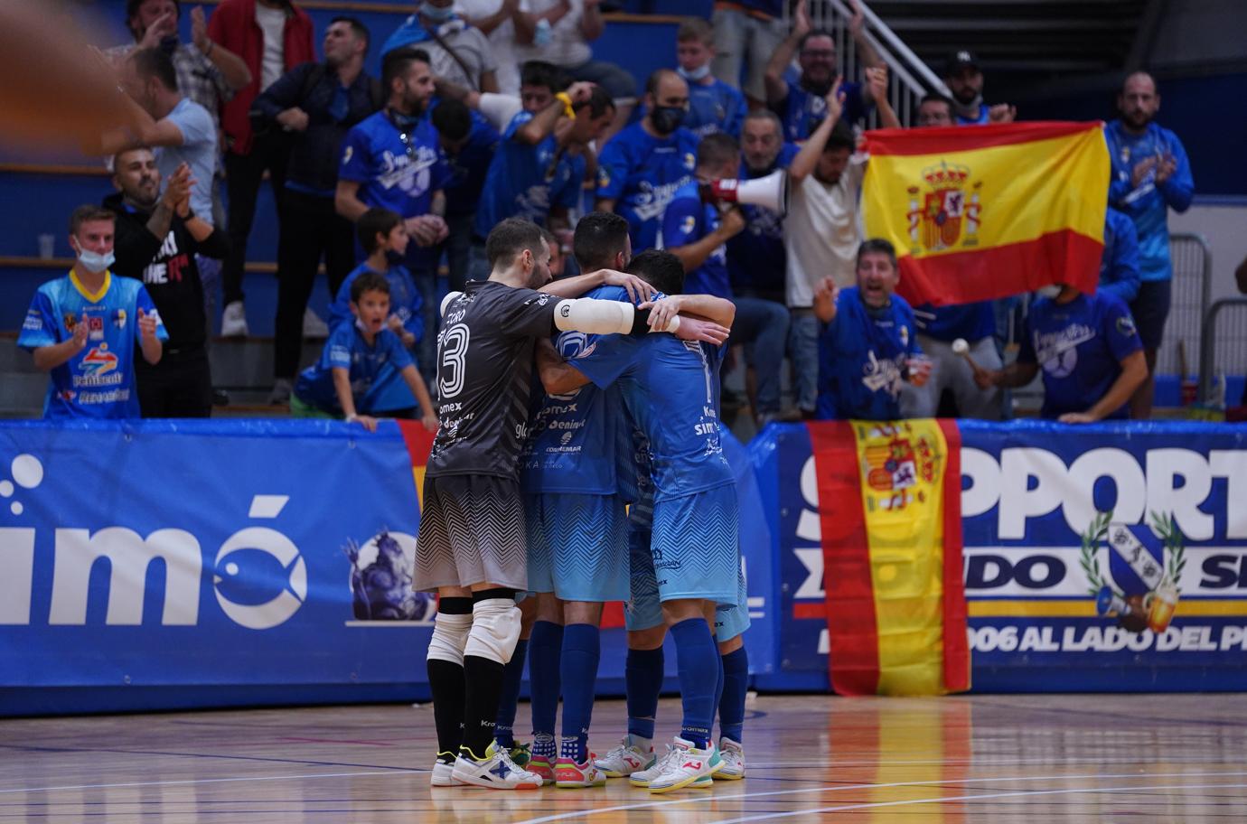 El Peníscola Globeenergy goleja al Calvià i es retroba amb la victòria (5-0)