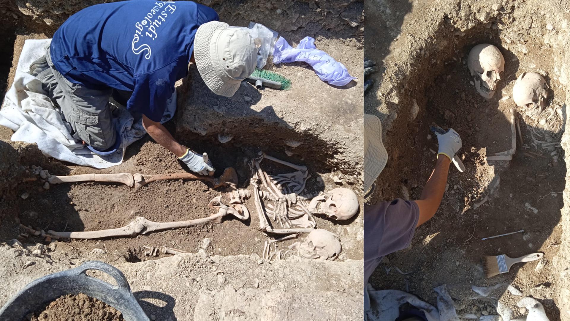 Noves troballes a les excavacions arqueològiques del Corro de Portell