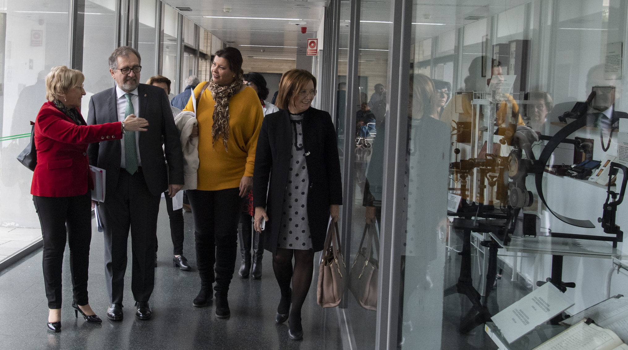 Martí considera «molt bona notícia» l'inici de les obres de l'edifici d'oncologia de l'Hospital Provincial
