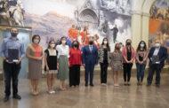 La Diputació suma les bandes de música a la celebració de les Falles 'd'octubre' de Borriana i Benicarló