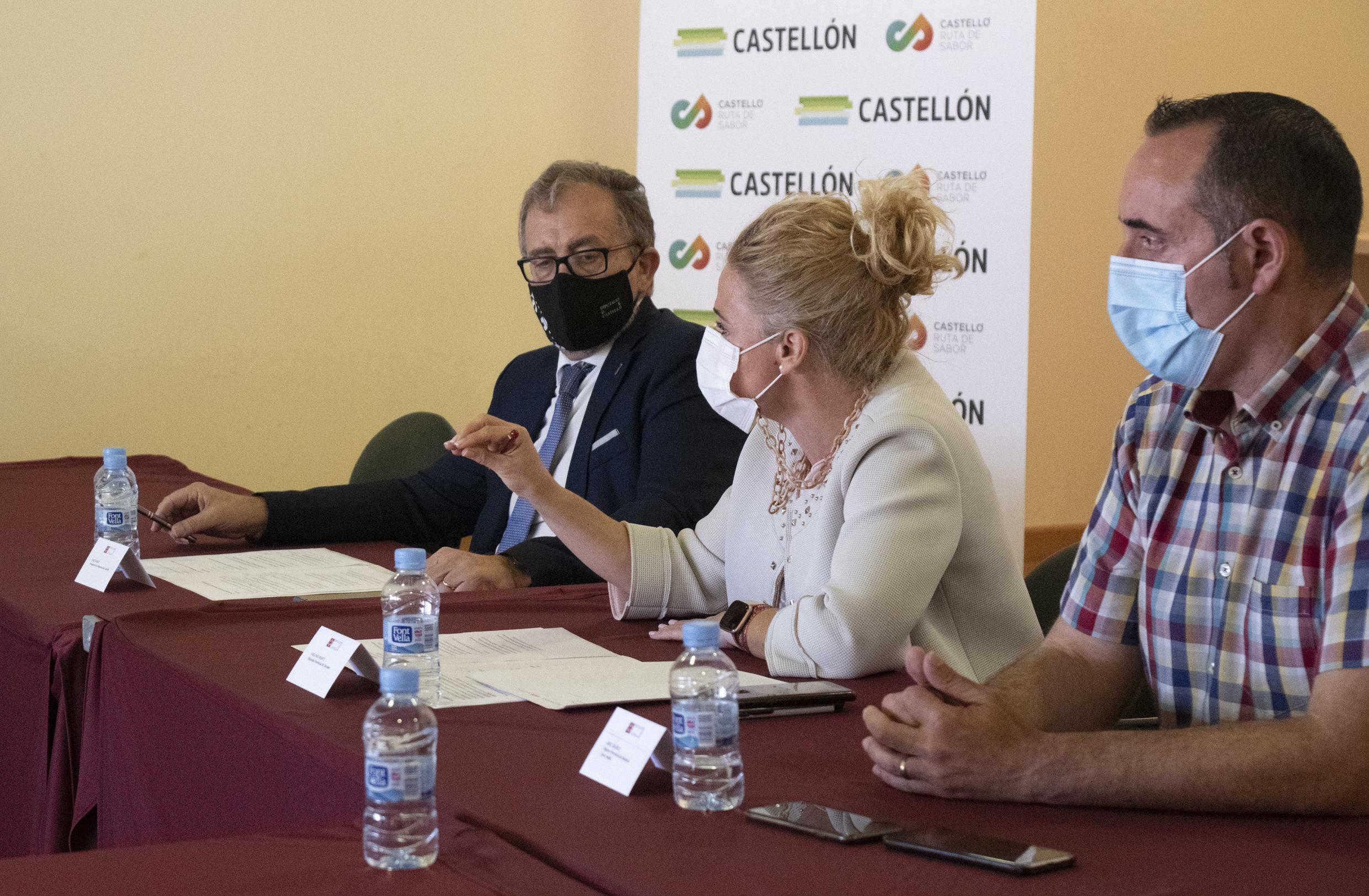 Martí defensa que els fons europeus constitueixen una oportunitat per al desenvolupament turístic de l'interior