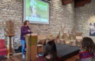 Puertareivindica el paper del feminisme en el futur de l'interior en la cloenda de l'Escola de la Tardor de Morella