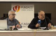 CONFERÈNCIA 'EL GENOCIDI FRANQUISTA...', A CÀRREC DE XAVIER TOLOSANA A LA FUNDACIÓ CAIXA VINARÒS 23-10-2021