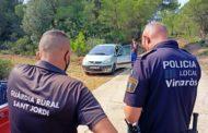 La iniciativa de Sant Jordi de reforçar la vigilància en el camp amb seguretat privada evita el robatori de garrofes