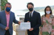 Peníscola rep el reconeixement autonòmic com a 'Municipi Turístic' en el marc del nou estatut regulador