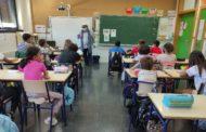 Peníscola comparteix amb els escolars el llegat de Berlanga i la seua relació amb la ciutat