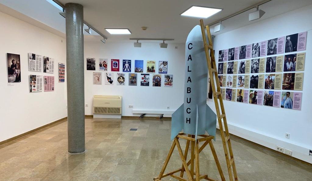 L'exposició 'Trenta Anys Berlanga-Azcona, una confluència de genis', obri 'Un Pont cap a Berlanga' a Peníscola