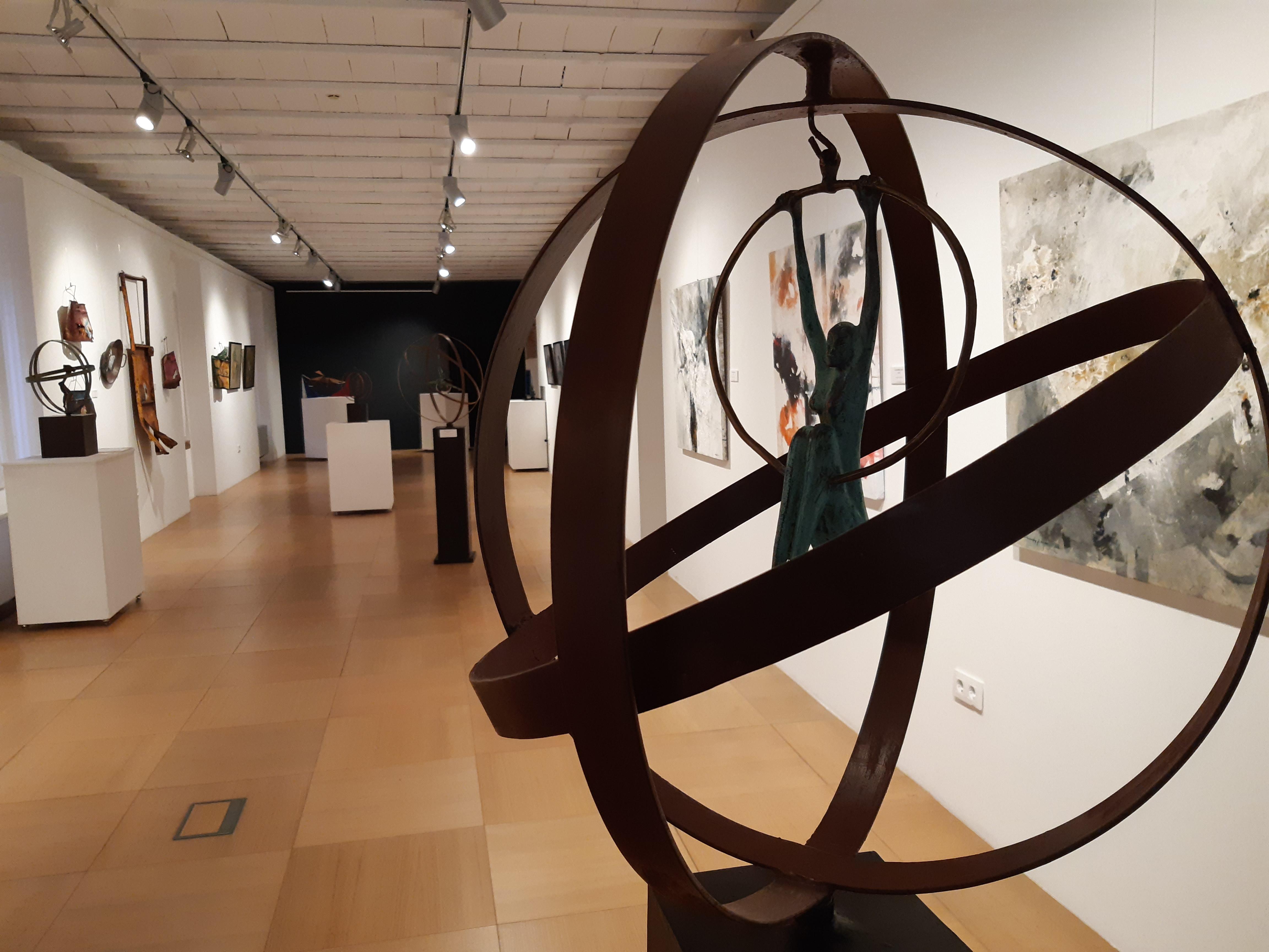 El Museu de Benicarló acull l'exposició col·lectiva del grupARTE-SON amb obres de 22 artistes