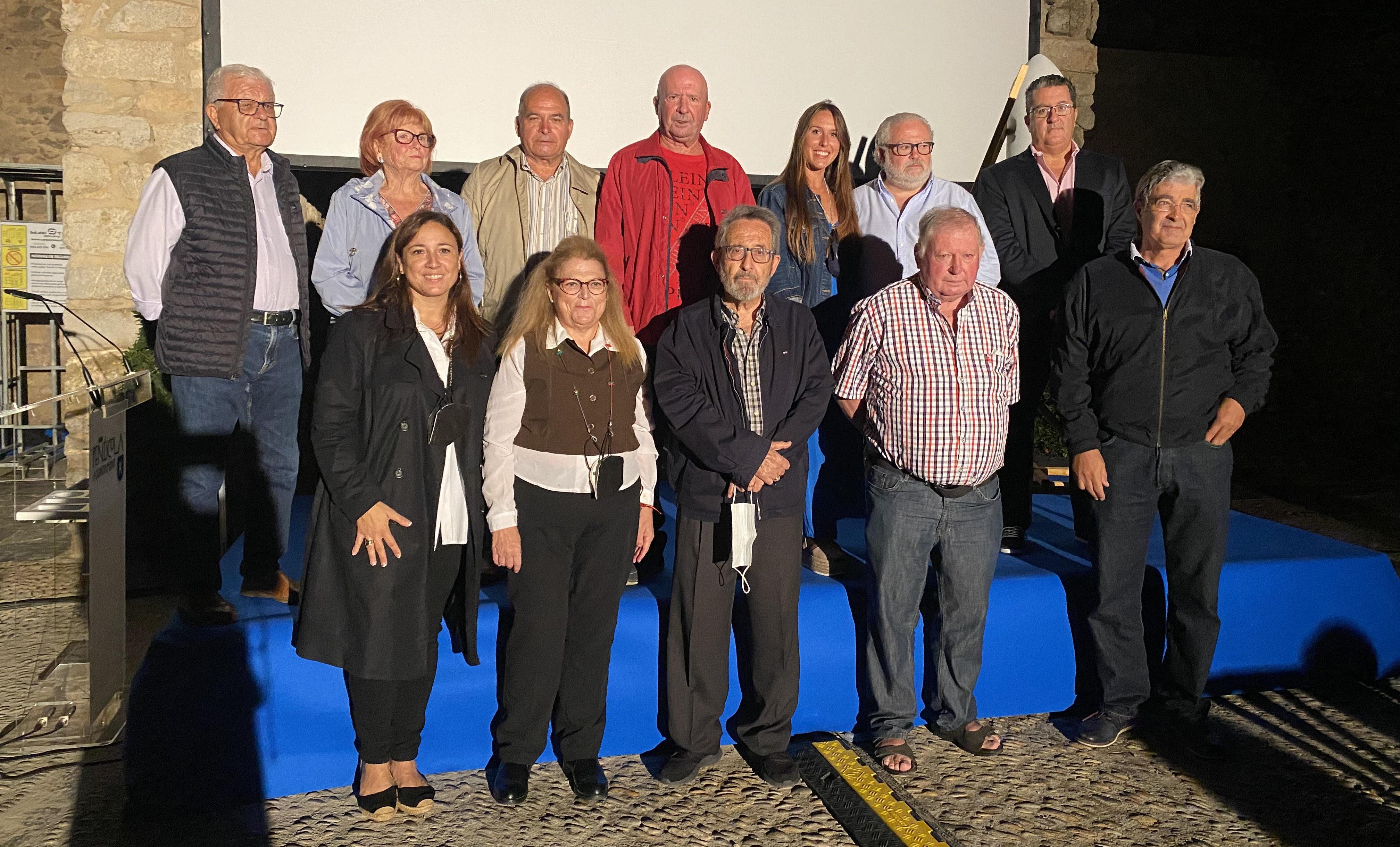 S'estrena 'Peníscola, ànima de cinema' amb el testimoni dels participants en els rodatges de Berlanga a la ciutat